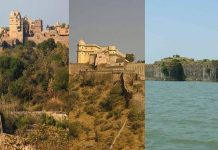 Famous forts of India