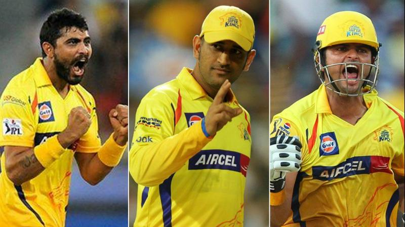 Chennai team full schedule of vivo ipl 2018