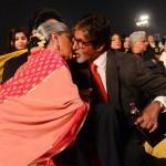 bollywood stars kiss in public