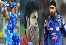 ipl biggest fight