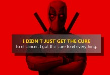 Quotes, Deadpool, deadpool quotes, hollywood, hollywood cinema, movie, Funniest Superhero,