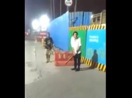 sachin on street cricket
