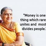 Cauldron, college, Life, quotes, School,Sudha Murthy