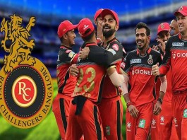 rcb match schedule
