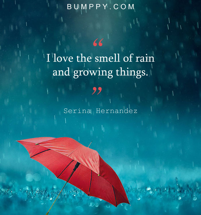 15 Romantic Quotes About Monsoon That Perfectly Define Our Love For