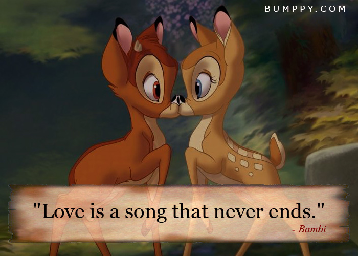 12 Romantic Quotes From Our Favorite Disney Movie That Will Make You