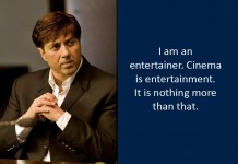 Inspirational, Quotes, Sunny Deol, Actor, Bollywood, Inspirational Quotes, Bollywood Cinema