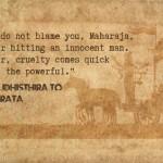 Mahabharata quotes, powerful quotes, india Mahabharata, quotes from Mahabharata, arjun quotes, Indian history, Mahabharata history, poster, quotes
