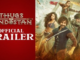 Thugs of Hindostaan Trailer