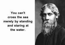 Rabindranath Tagore, motivational quotes, tagore quotes, influential quotes, bengal, quotes