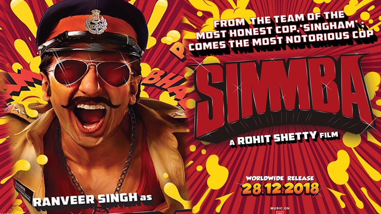 Ranveer Singh Shares Behind The Scenes Of Rohit Shetty's Simmba