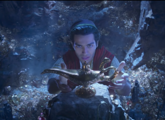 Disney's Aladdin Remake First Teaser Trailer