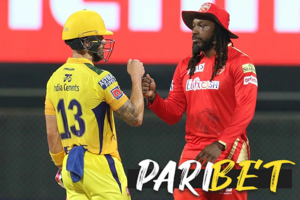 Paribetting on IPL
