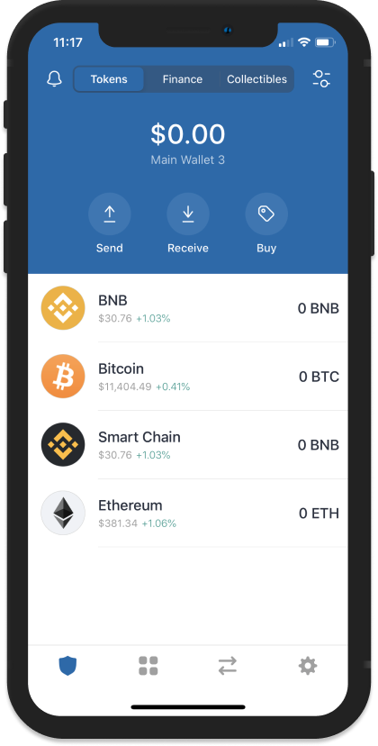 Step 5 - Wallet is Ready