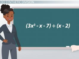 Synthetic Division: A fundamental unit of algebra